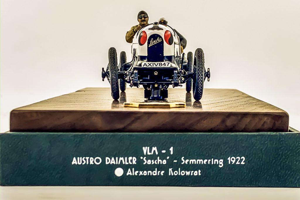 1922 Austro-Daimler Sascha slot car
