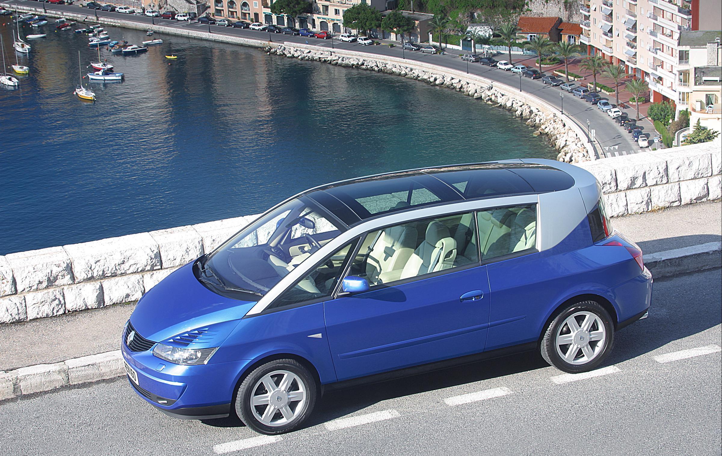 Future Classic: Renault Avantime