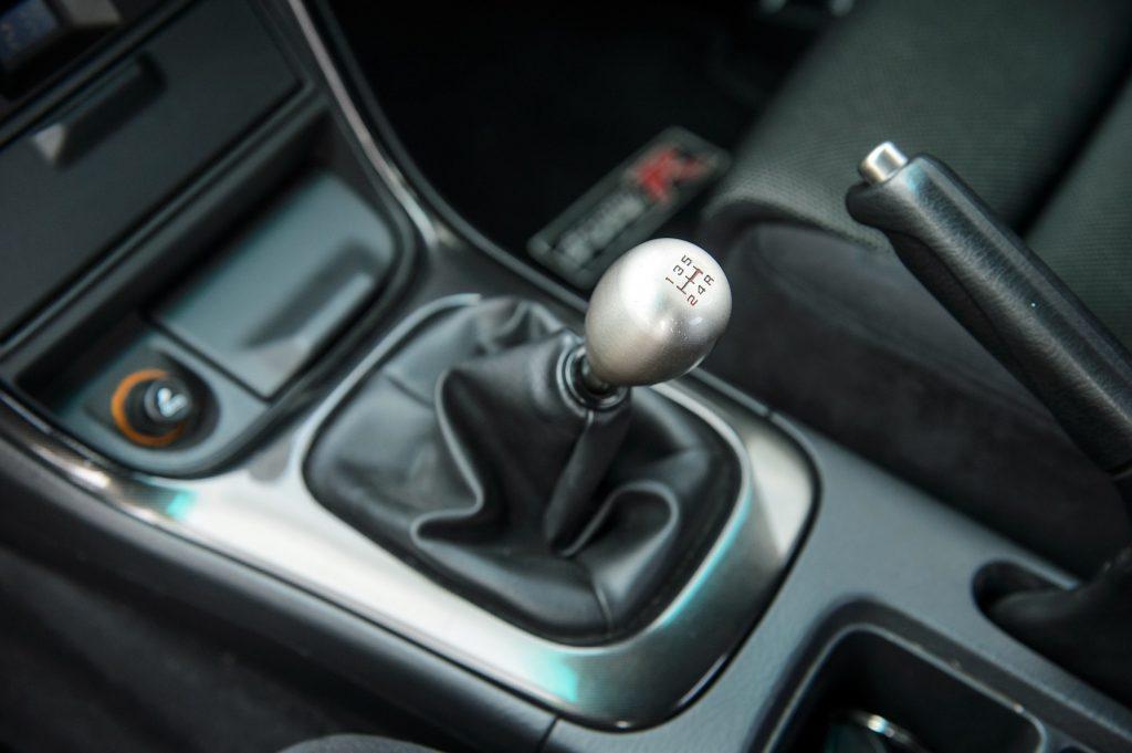1998 Honda Accord Type R gearknob