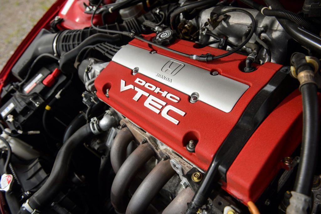 1998 Honda Accord Type R engine