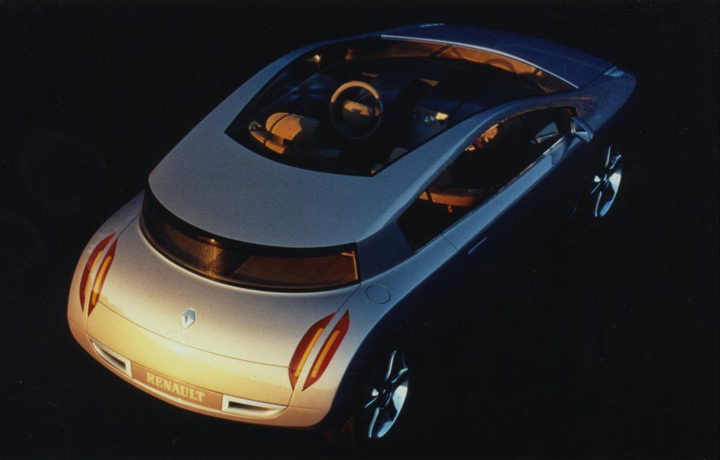 1998 Renault Vel Satis concept