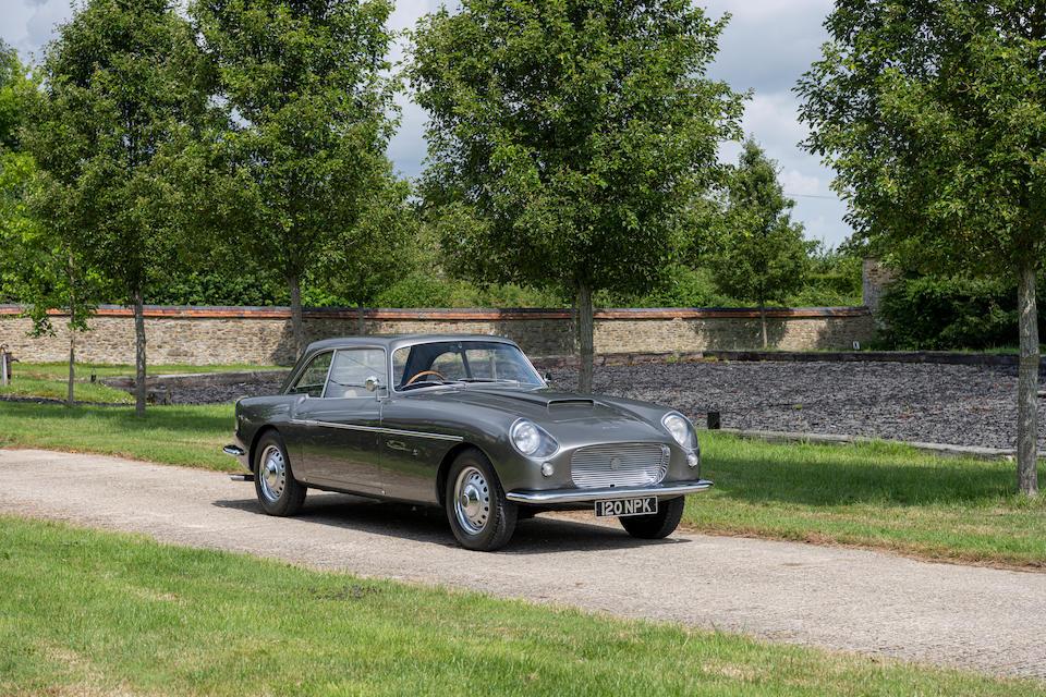 1960 Bristol 406 Zagato auction 2021