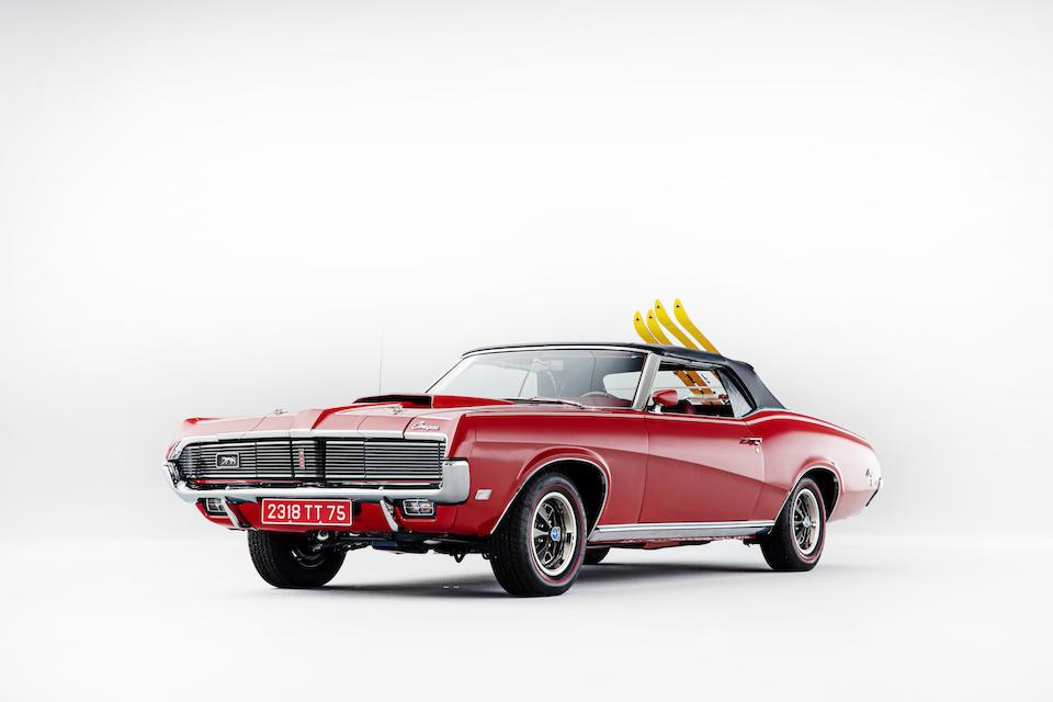 Bond car values_1969 Mercury Cougar XR7, On Her Majesty's Secret Service
