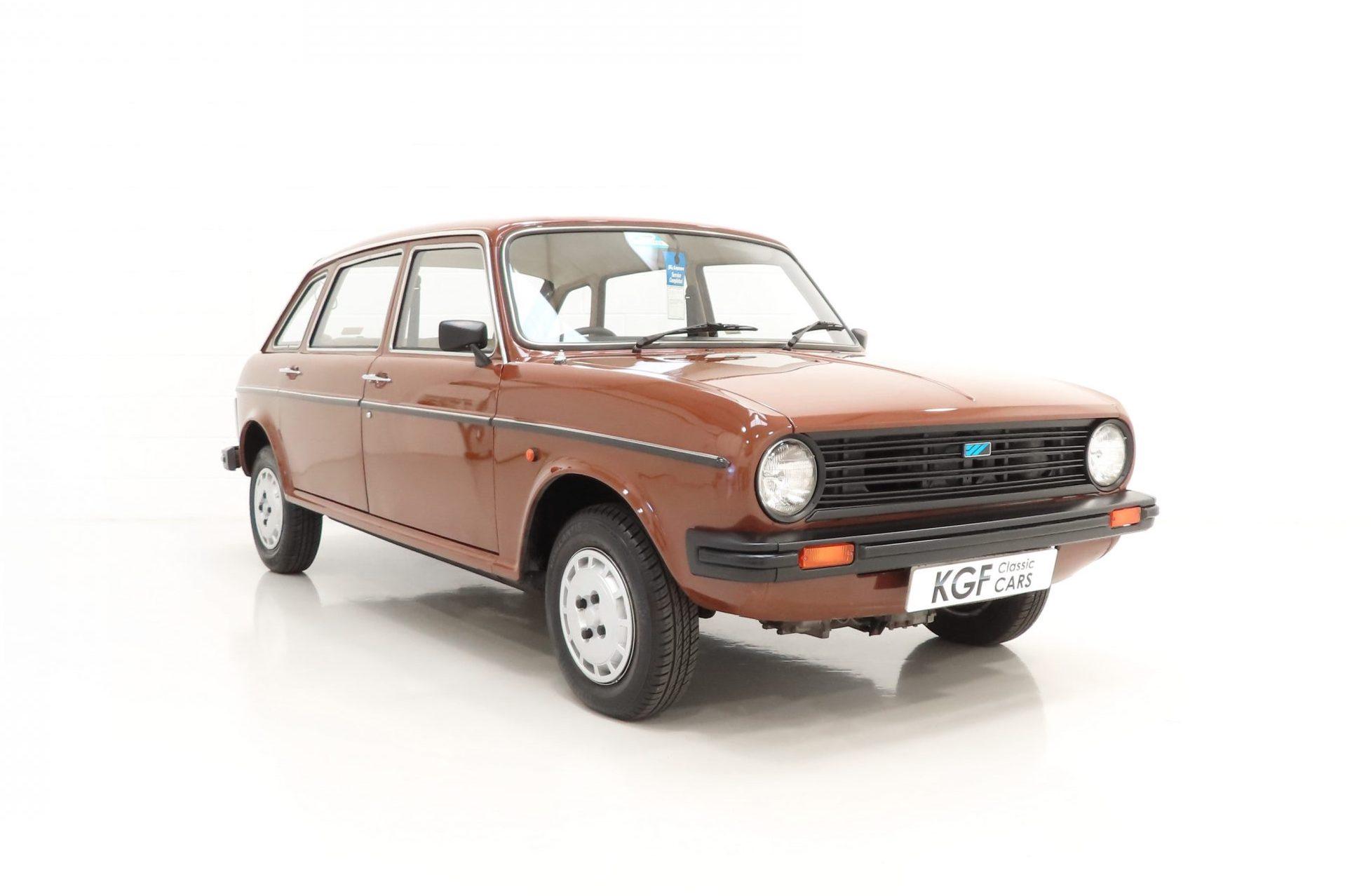 Unexceptional Classifieds: Austin Maxi 1750L
