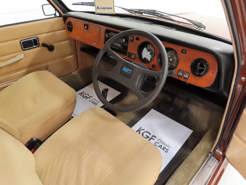 1981 Austin Maxi 1750L interior