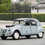 Are you brave enough to tackle an adventure with this Citroën 2CV Sahara?
