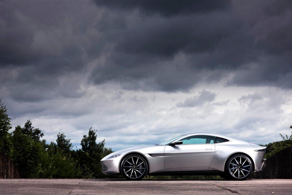 Aston Martin DB10 from Bond