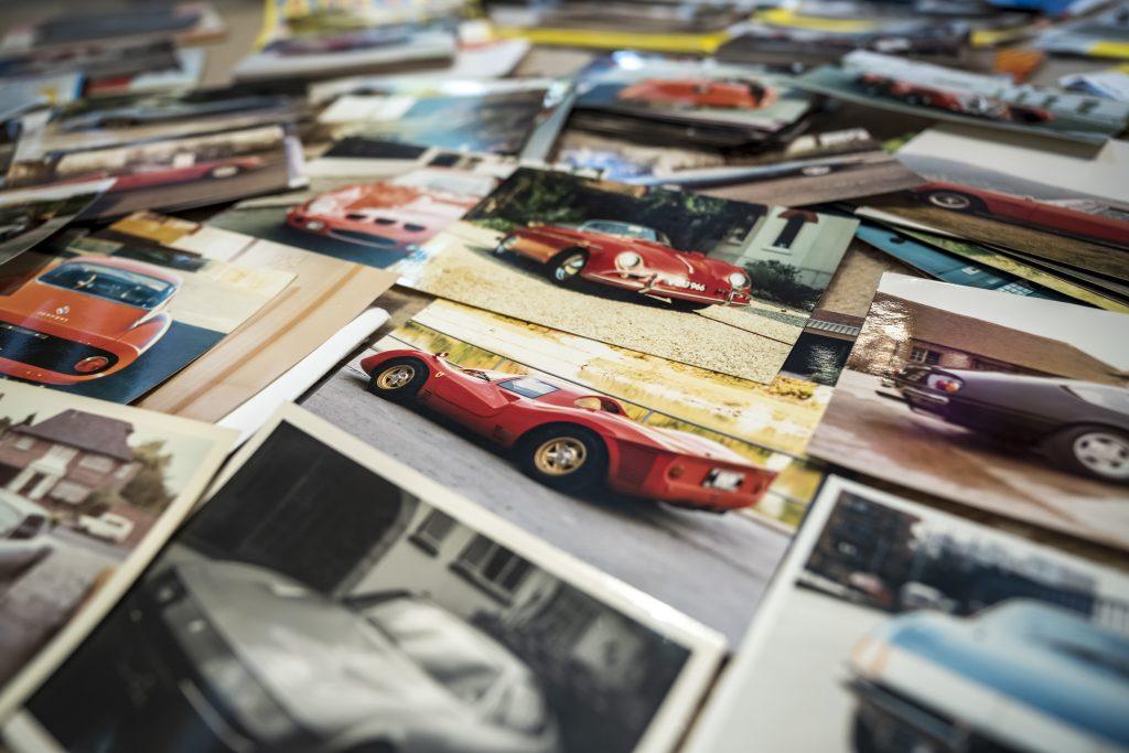 Memories of a rare car dealer