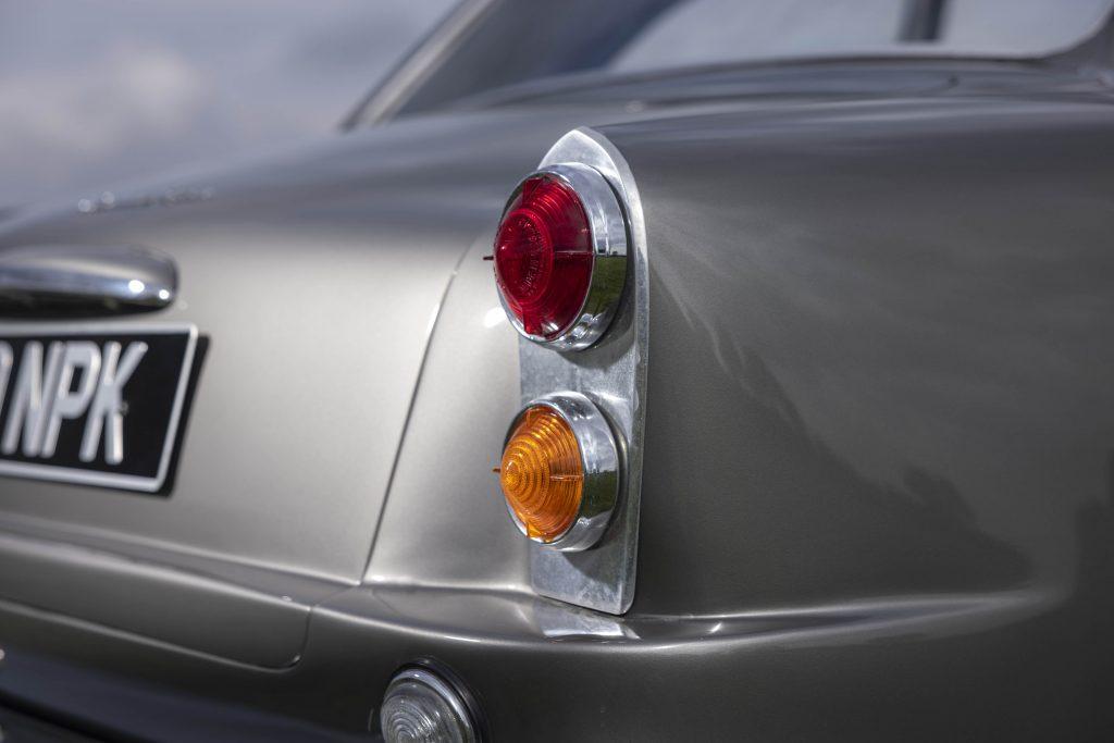 Bristol 406 Zagato rear lights