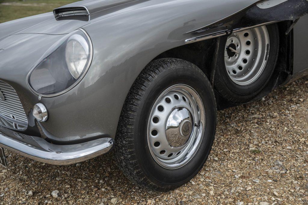 Bristol 406 Zagato headlight covers