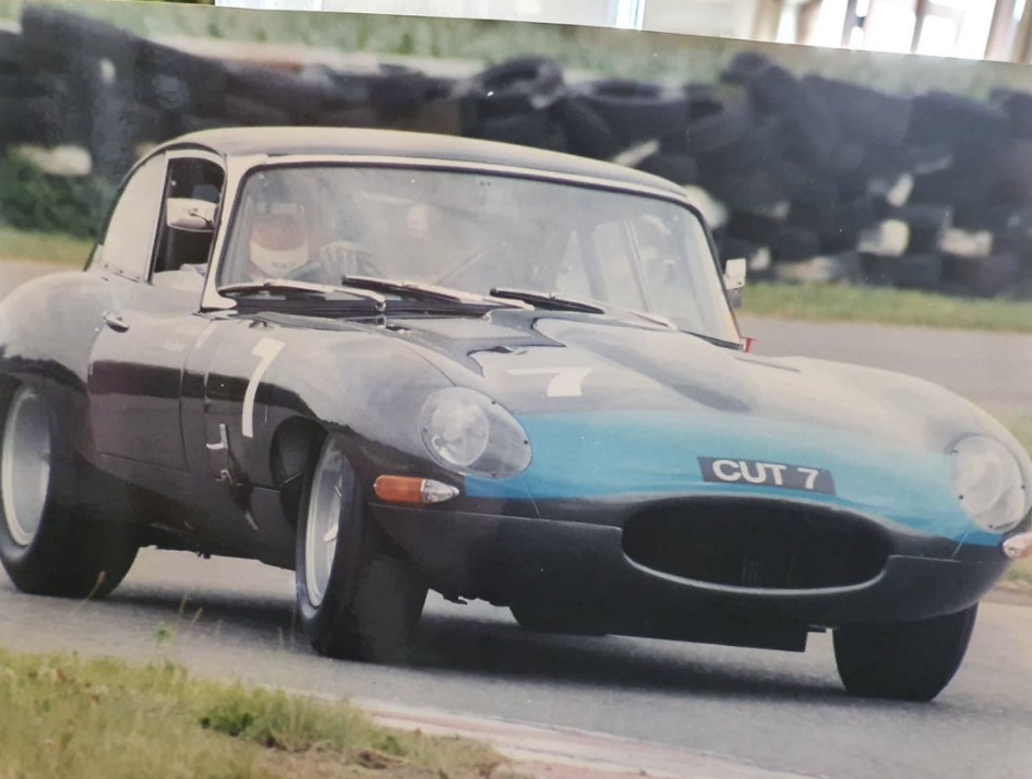 The One That Got Away: Nick Whale's racing E-Type, CUT 7