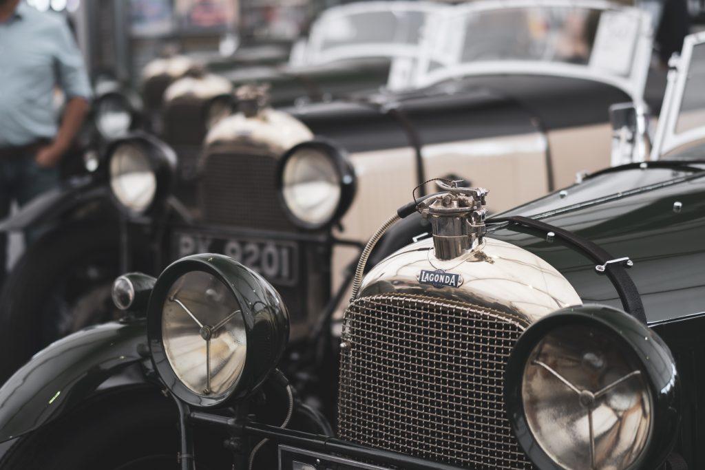 1929 Lagonda 2-litre Tourer