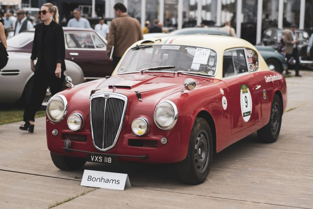 1952 Lancia Aurelia B20 GT