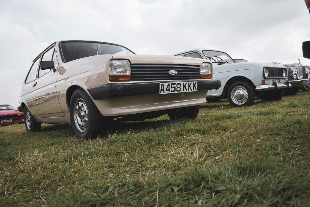 Ford Fiesta, Renault 4