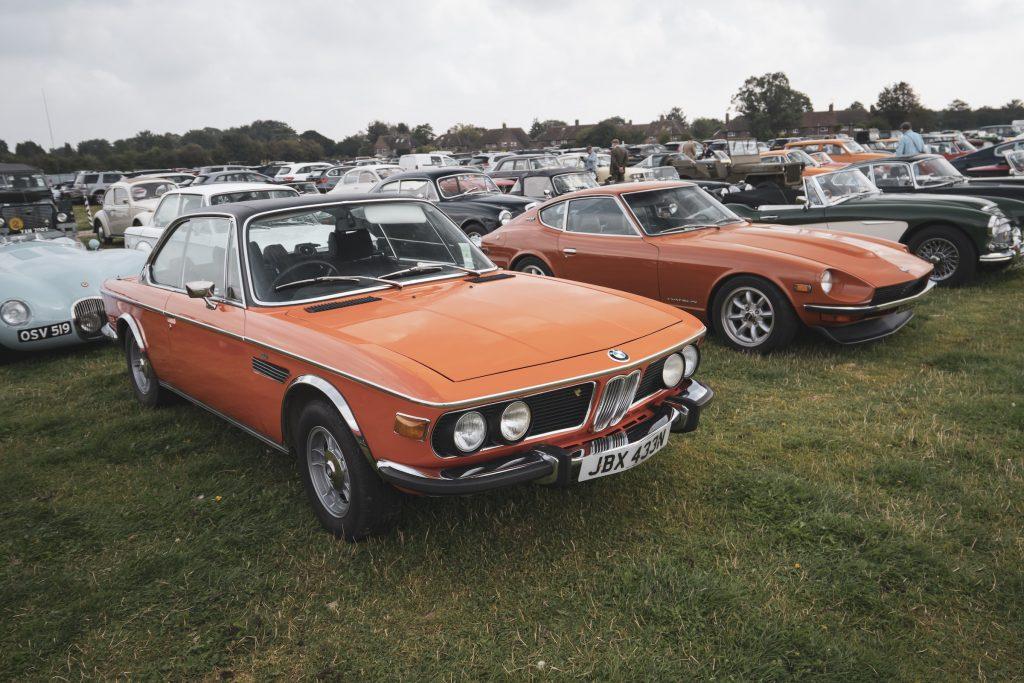 BMW 3.0 CS, Datsun 240Z