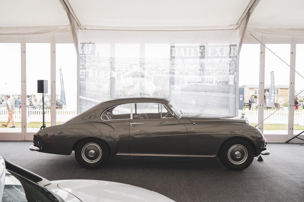 1955 Bentley R-Type Continental