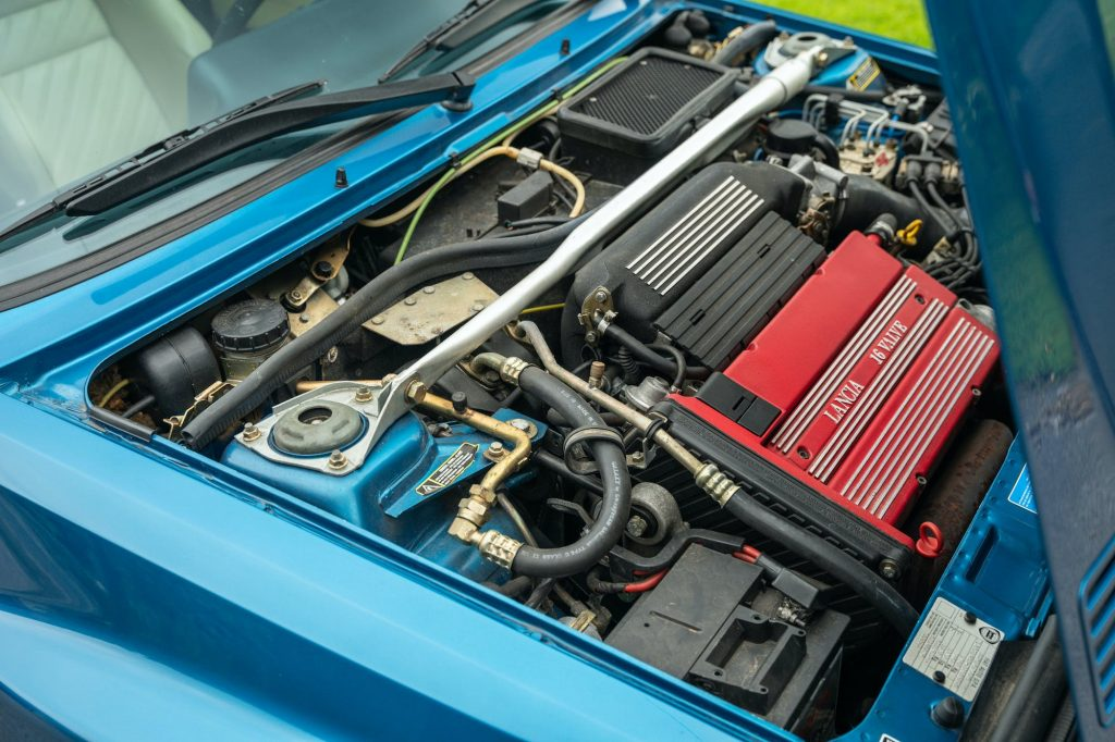 Lancia Delta Integrale Evo 2 engine checks and mechanical inspection points for buyers