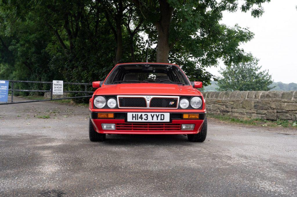 Lancia Delta Integrale 8v full buyer's guide