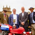 Steve Parrish: Judging concours motorcycles at Salon Privé is my kind of weekend