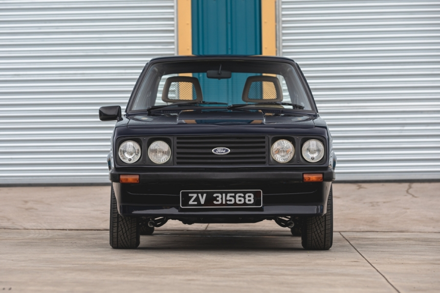 Ford RS2000 being sold by Richard Hammond and The Smallest Cog