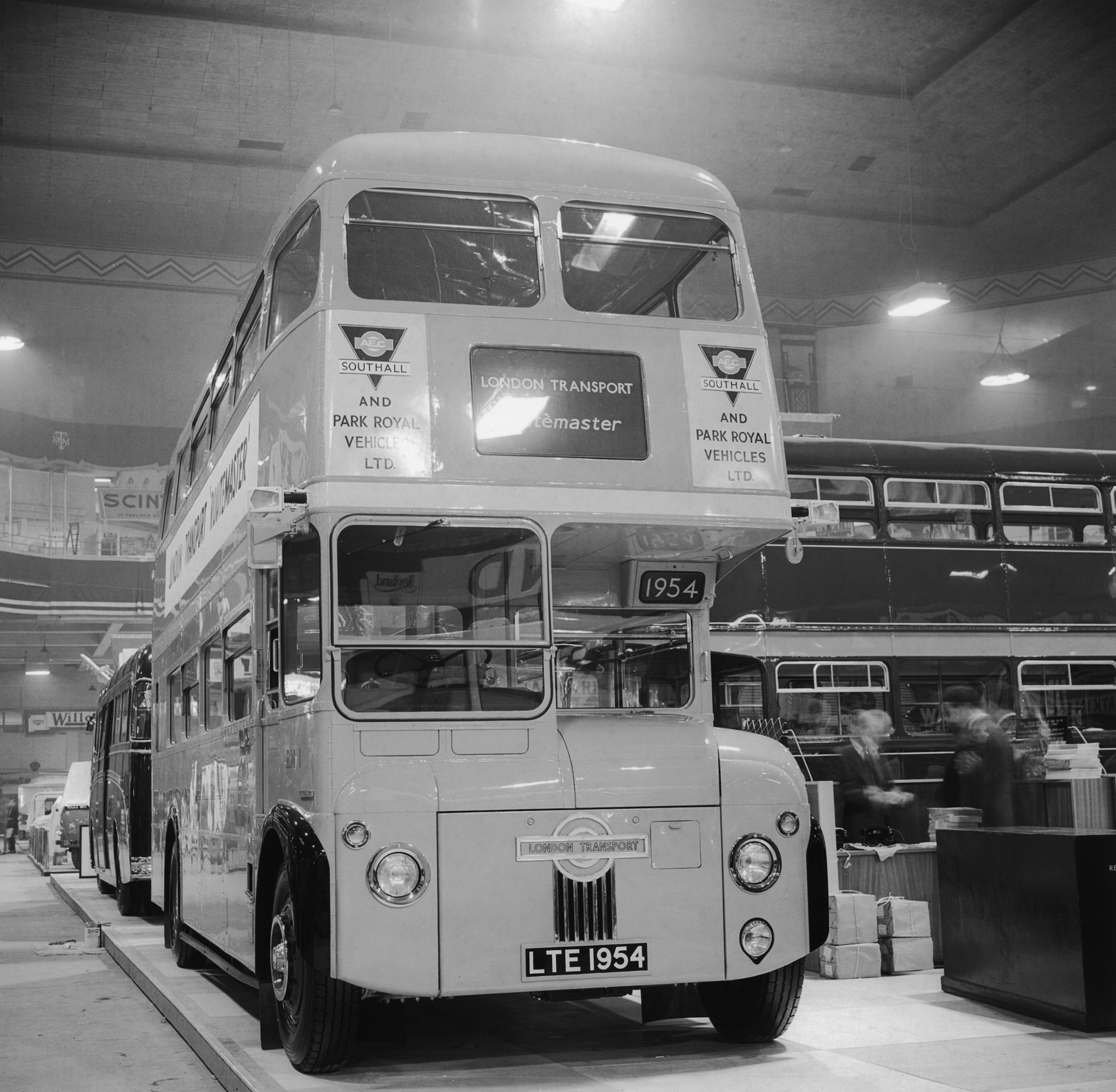 Freeze Frame: Routemaster changes London's roads forever