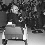 The Sinclair C5 was perfect for wannabe Evel Knievels