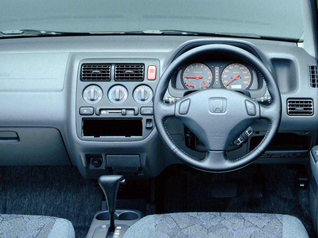 Honda Logo interior