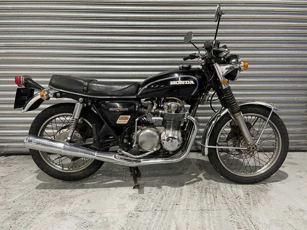 Honda CB500-4 motorbike is tipped by experts as a collectable classic