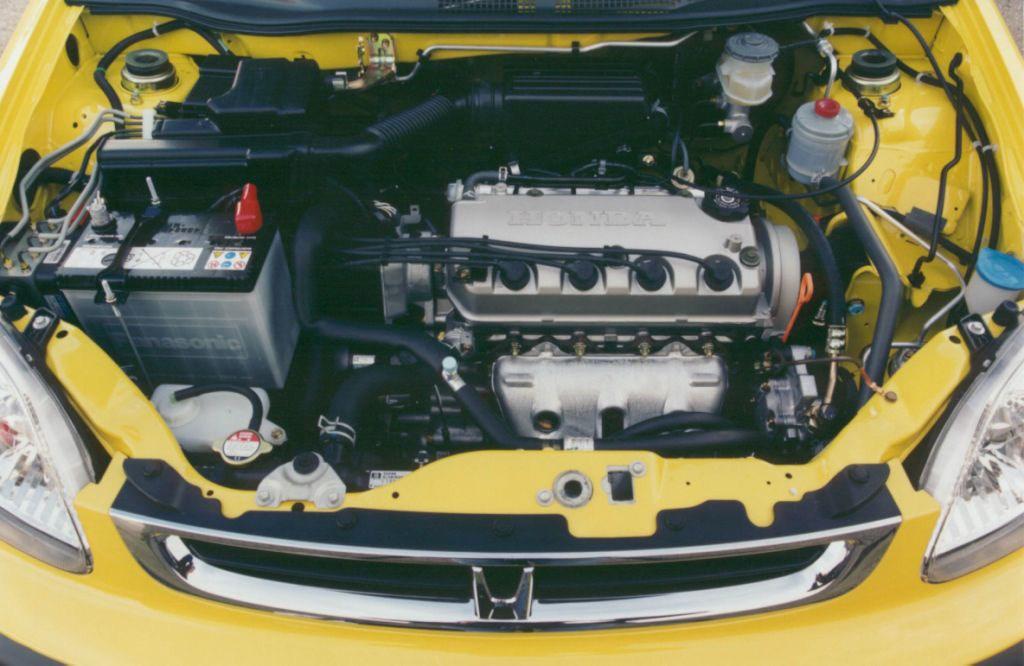Honda Logo engine
