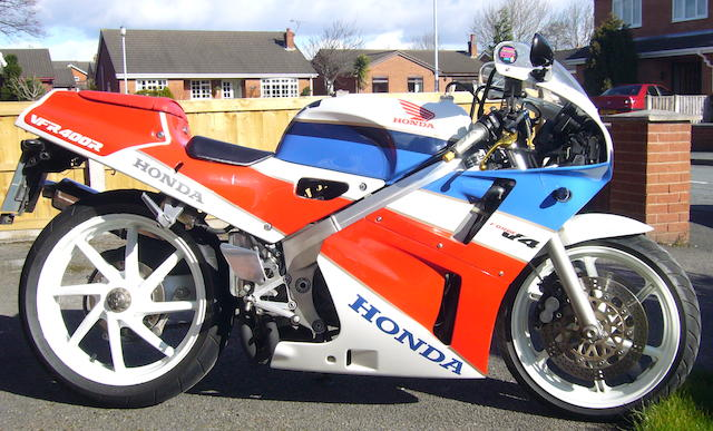 Honda NC30 is a smart buy for collectors, says Hagerty