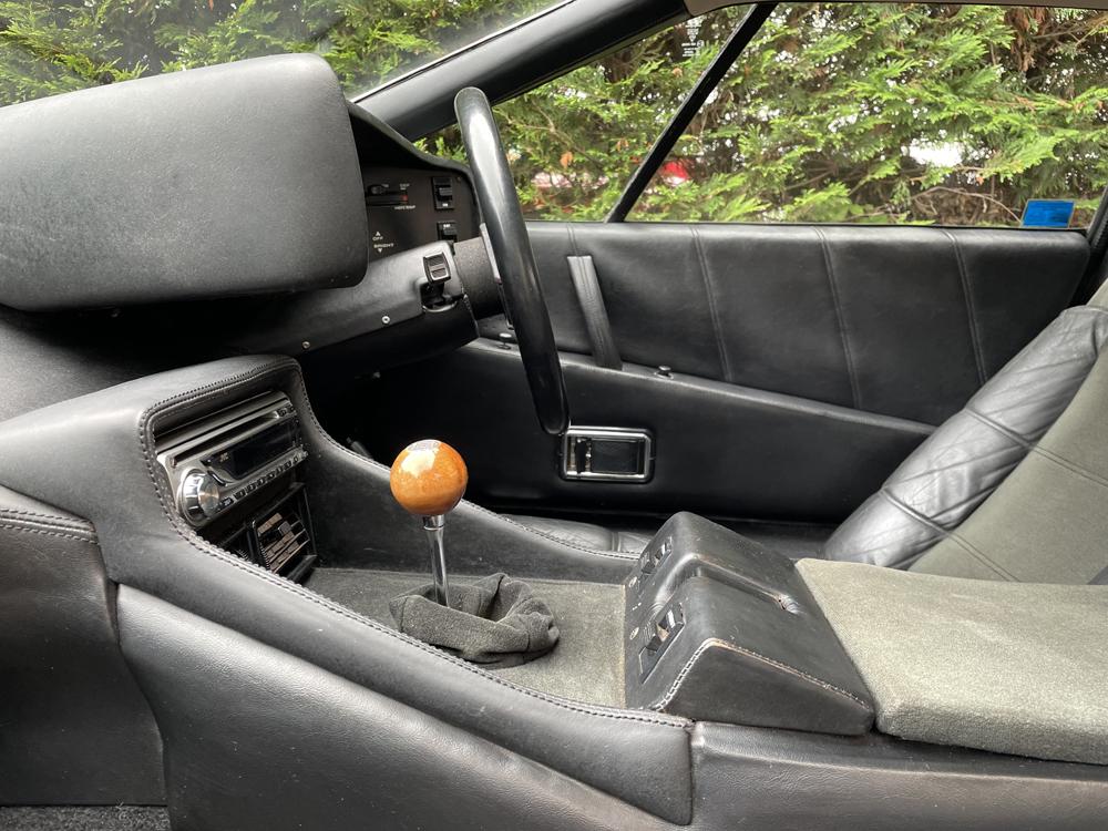 Lotus Esprit S3 gearknob