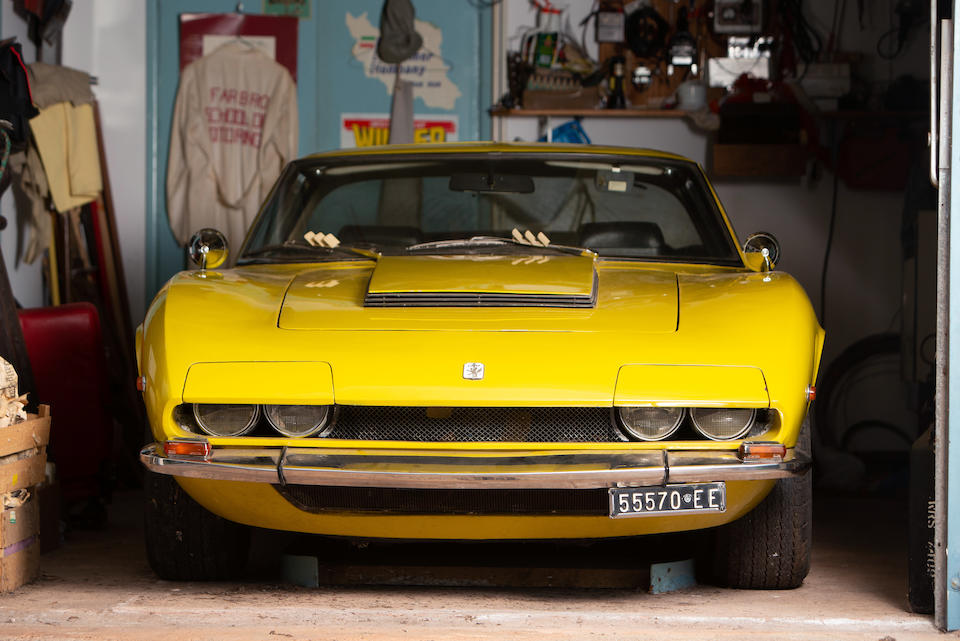 1971 Iso Grifo 7.4-Litre Series II Coupé_auctions of September 2021