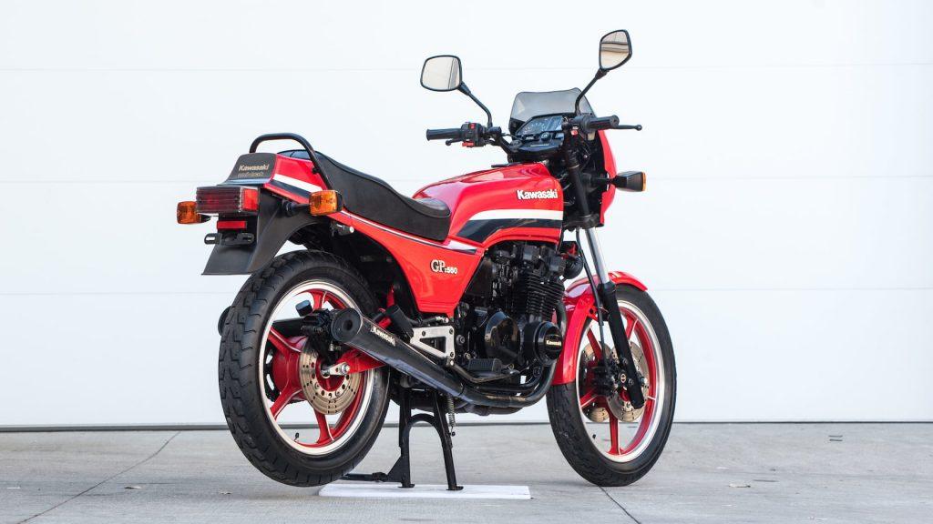 Kawasaki GPz 550 is a great buy in 2021
