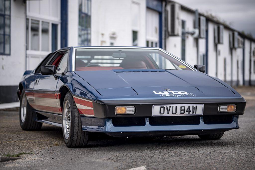1981 Lotus Esprit Turbo Essex S3