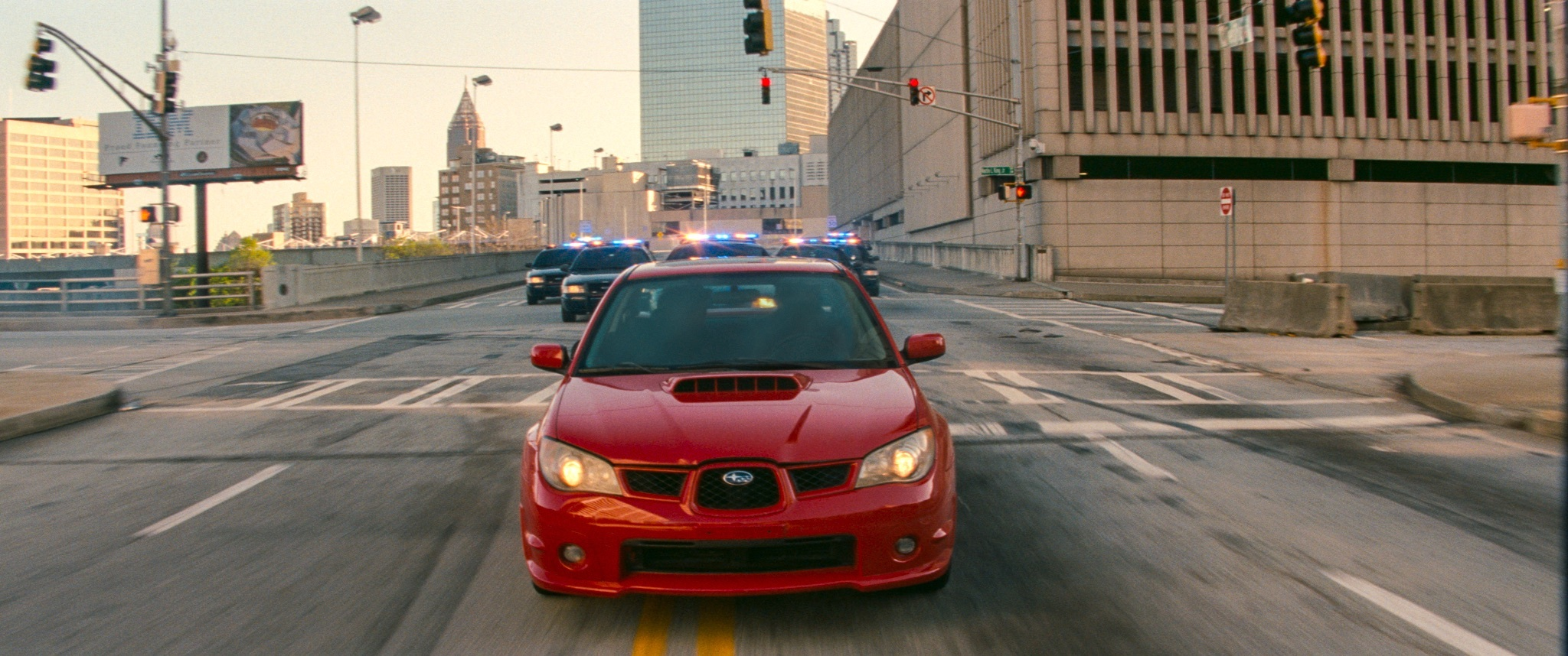 2017's Baby Driver was an instant classic car chase movie