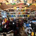 A shedload of surprises: Discovery of huge fuel can collection reveals 500 rare artefacts_Alan Pooley petroliana collection