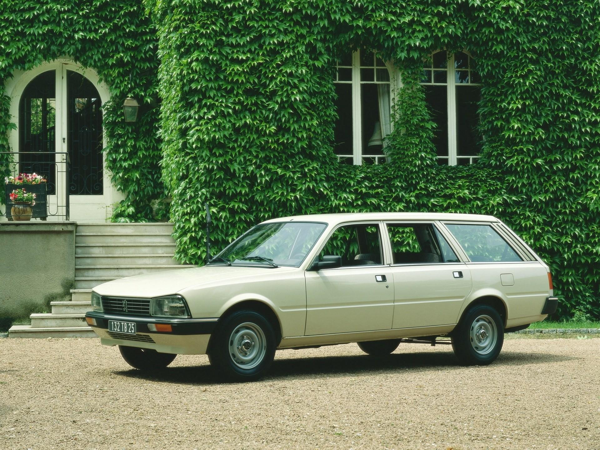 The Handbook of Sloane Ranger Cars: Peugeot 504 & 505 estates