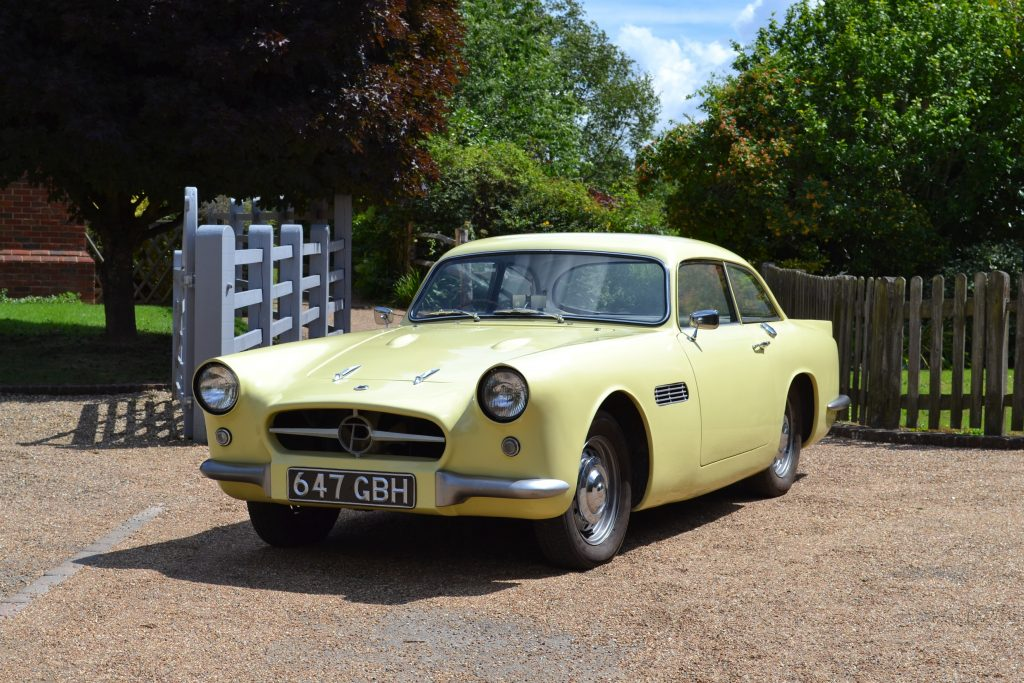 1959 Peerless GT II is a highlight of auctions in September 2021