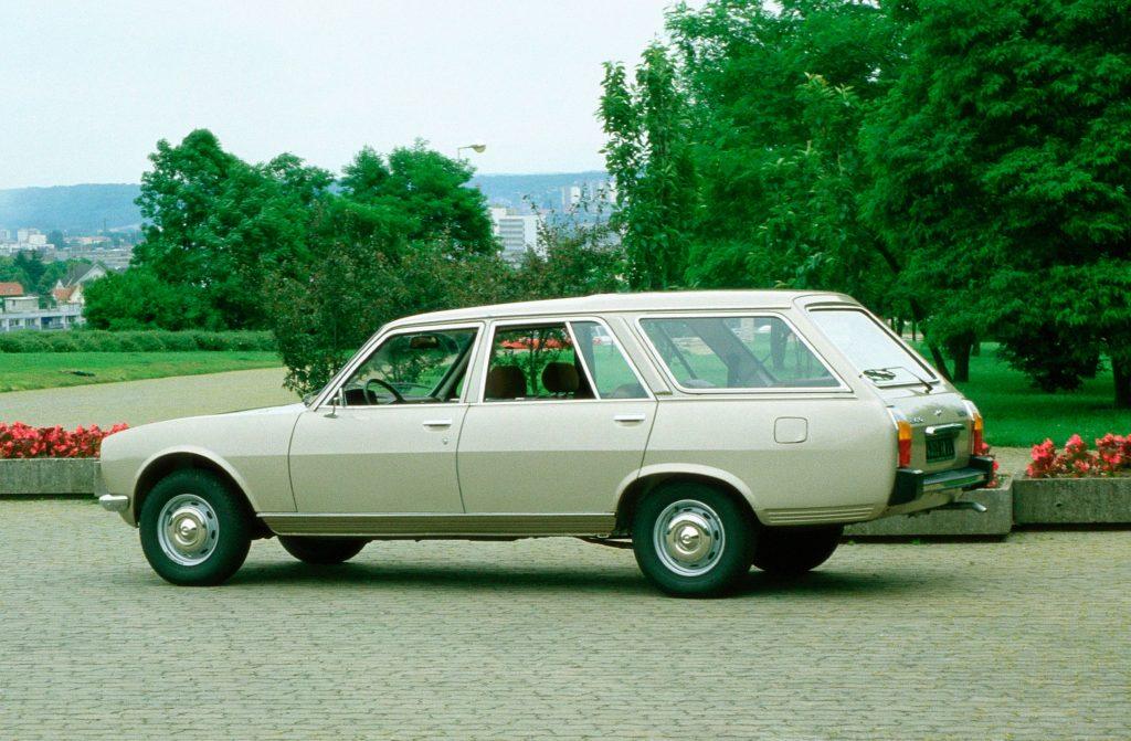 Peugeot 504 Break was the ideal Sloane Ranger car
