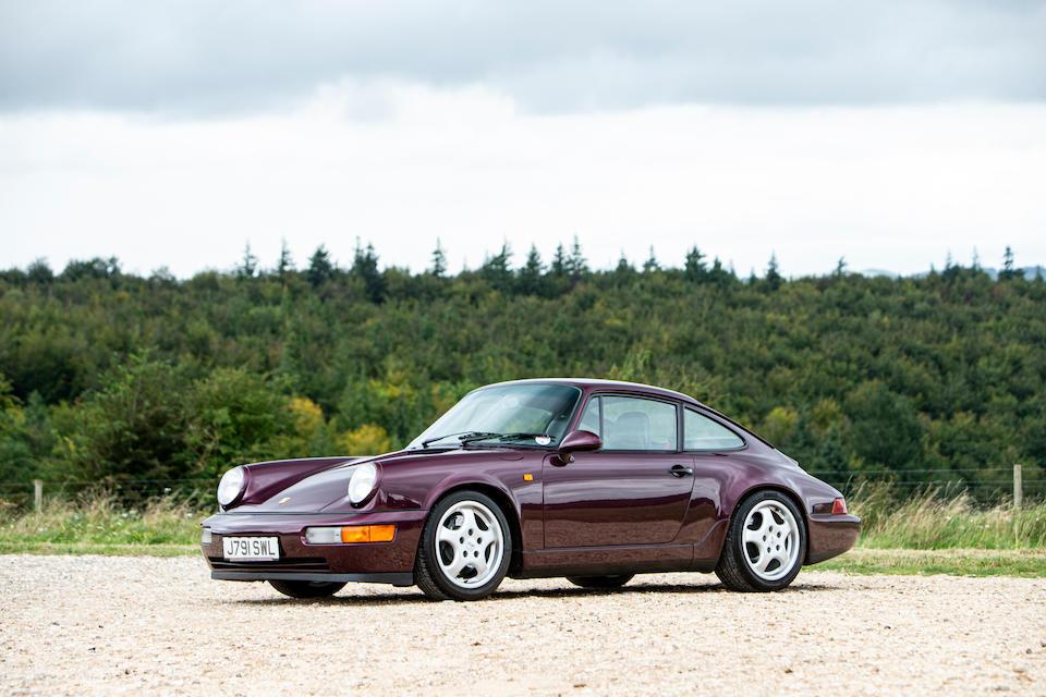 Porsche 911 Carrera RS 964