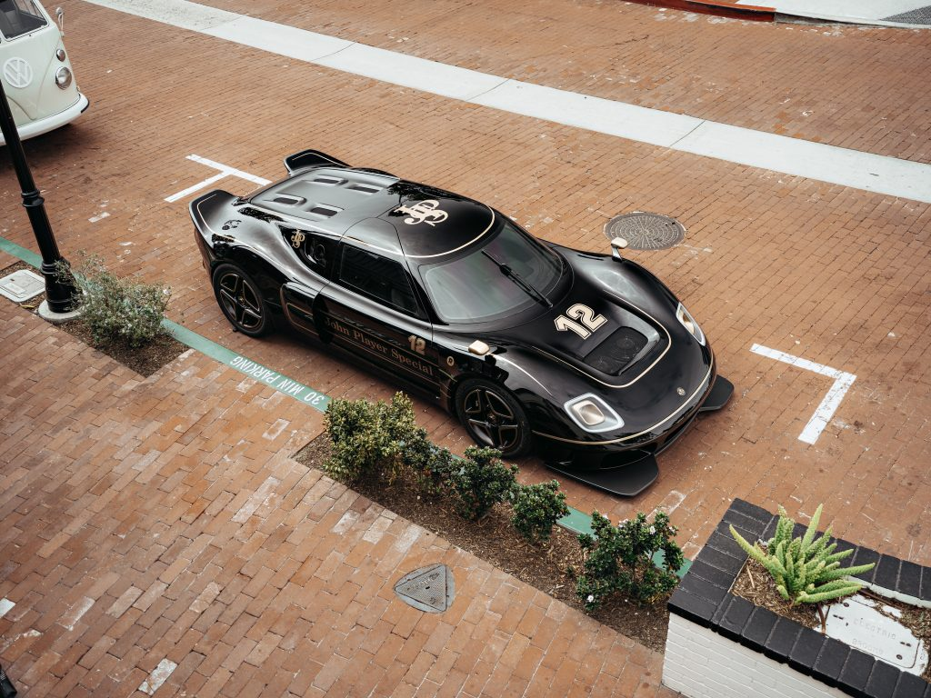 Radford Motors Lotus P62-2 JPS