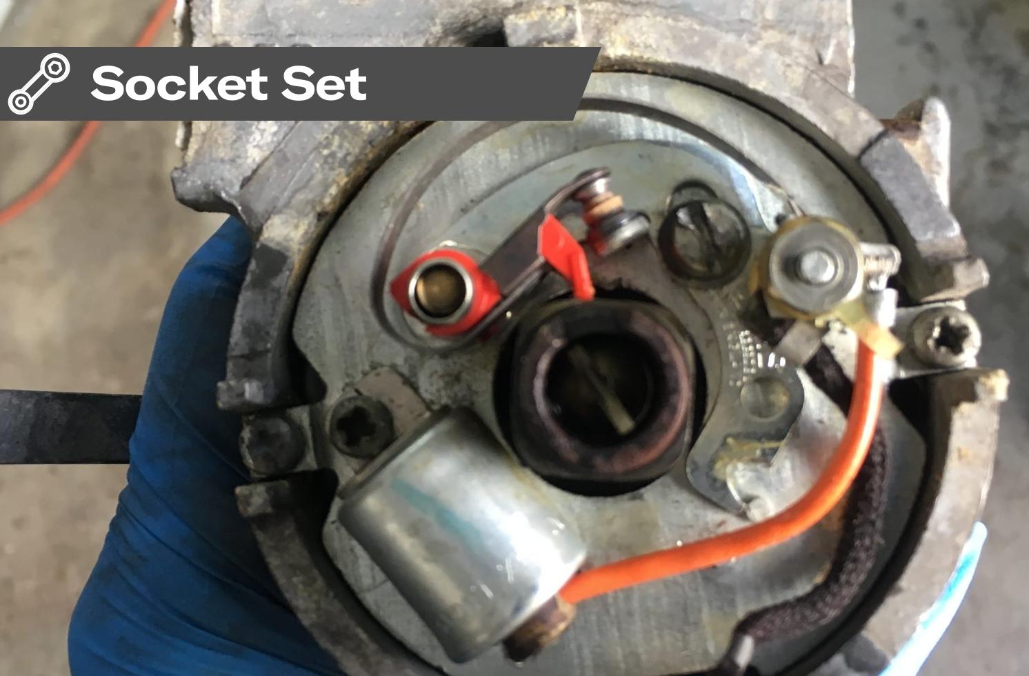 Socket Set: Solving distributor problems