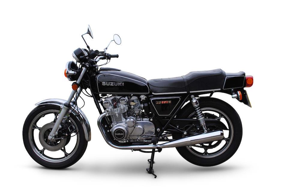 Collector bikes that are hot property Suzuki GS550