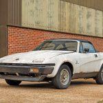 1980 Triumph TR8 barn find