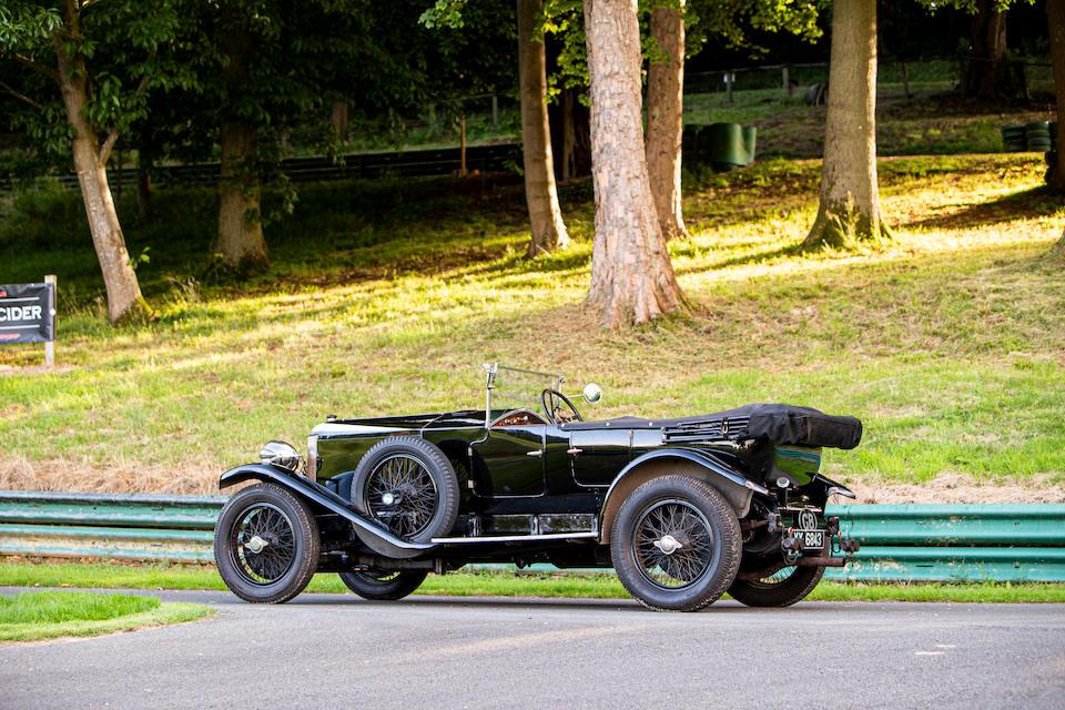 1927 Vauxhall 30-98 OE-Type Velox Tourer
