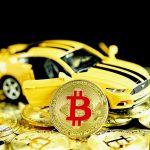 Bitcoin car