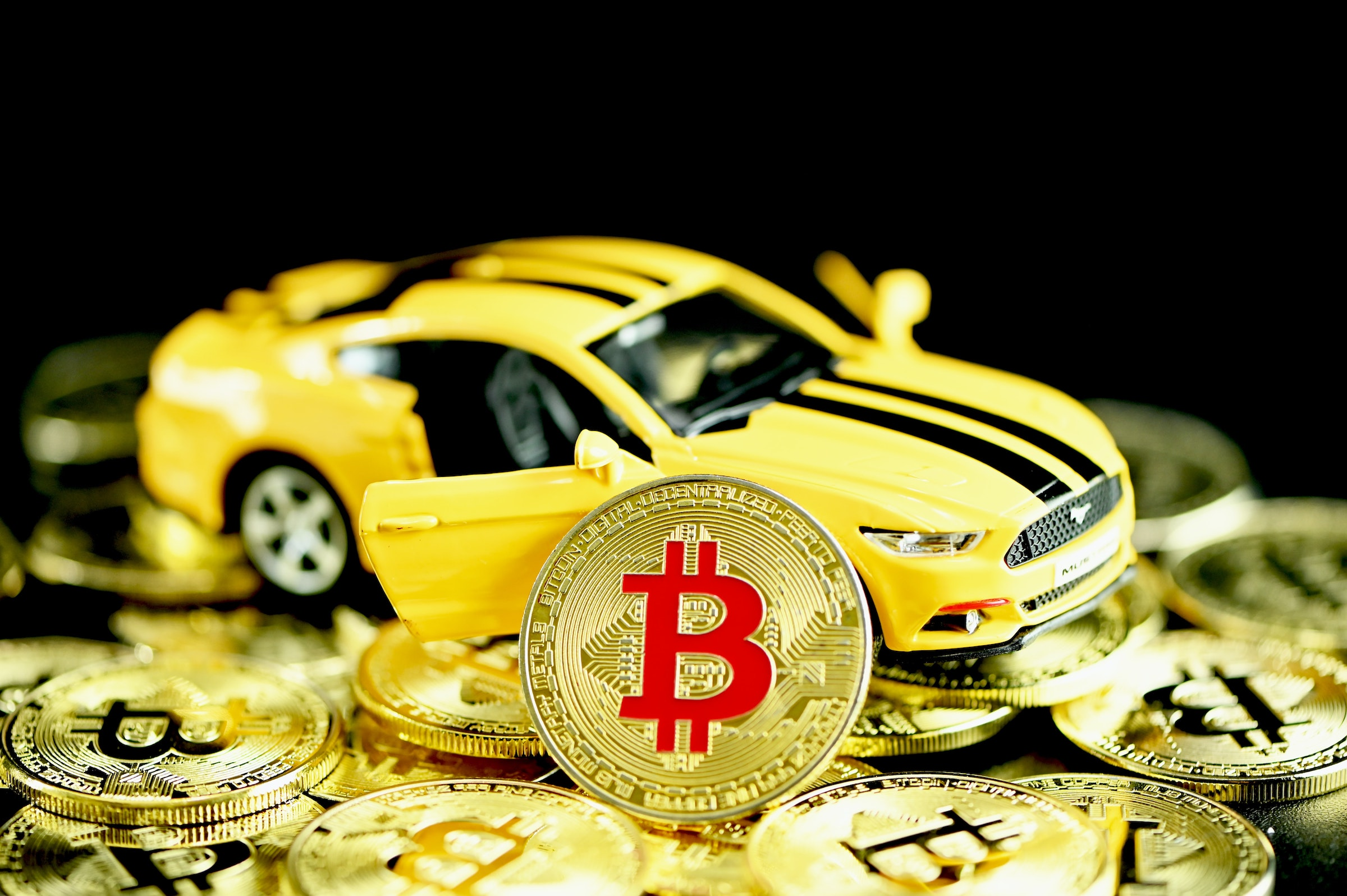 Will you be buying your next classic car using Bitcoin?