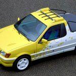 Ford Fiesta Bebop concept