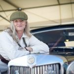 Goodwood Revival: Maria Costello gets the bug for racing cars Goodwood Revival: Maria Costello gets the bug for racing cars