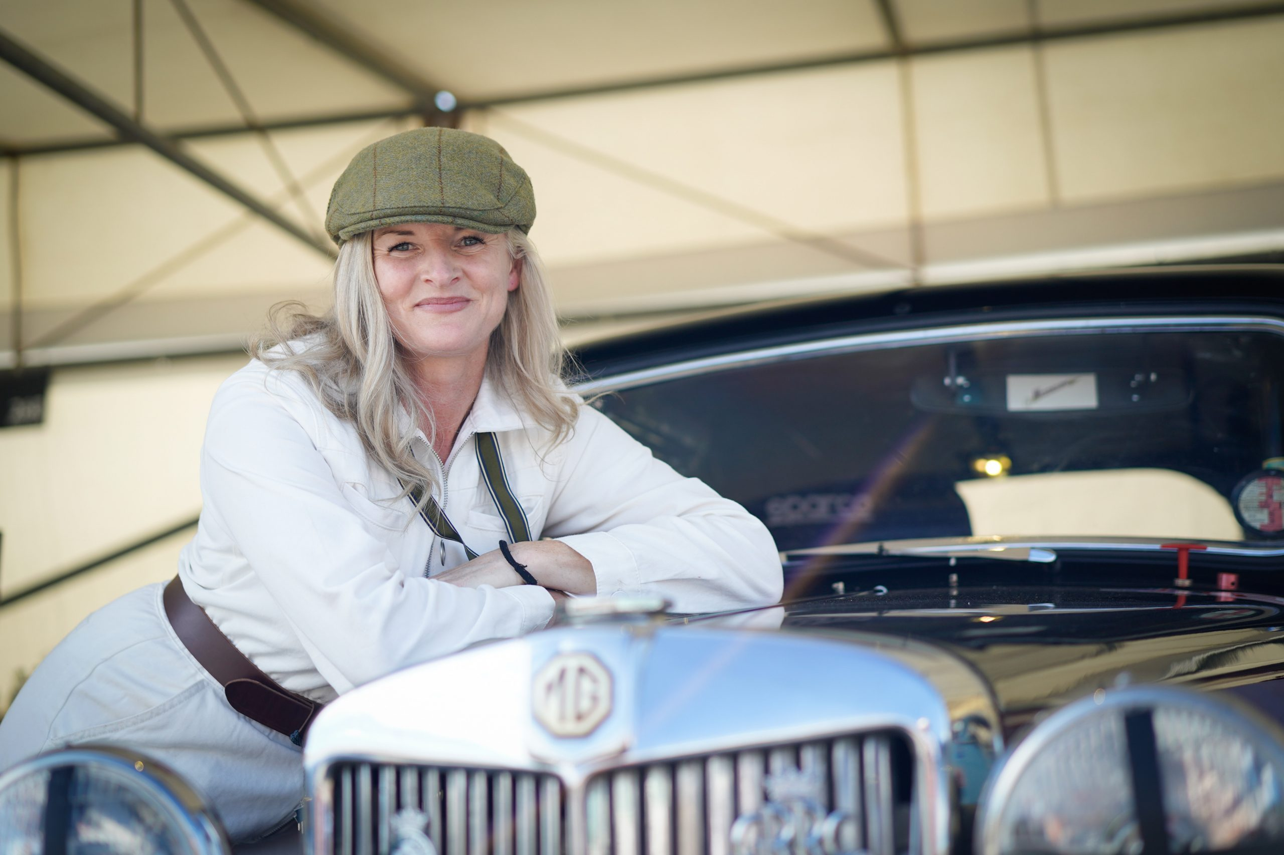 Goodwood Revival: Maria Costello gets the bug for racing cars